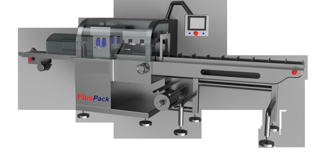 Flowpack-v8-Envasadora Flowpack Bobina Inferior-pluspack