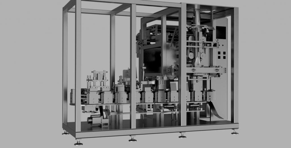 pluspack Maquinas de envase y embalaje Maquina COMBOPACK 7.1.4