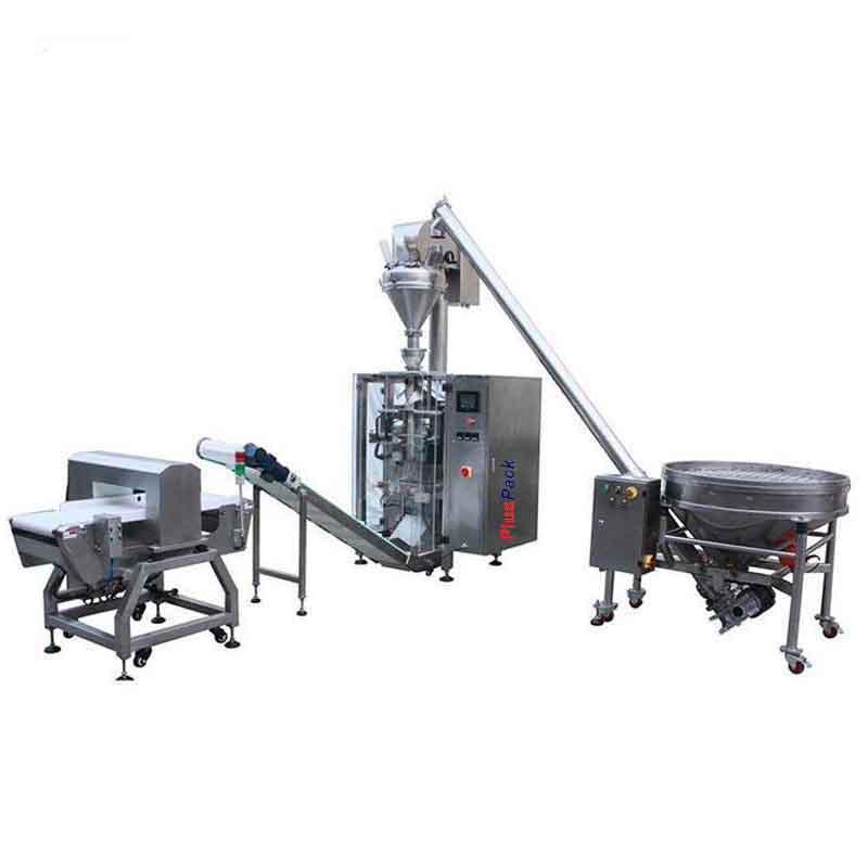 pluspack-maquinas-de-envase-y-embalaje-Linea-completa-de-envasado-vertical-y-dosificador-sinfin-de-polvo
